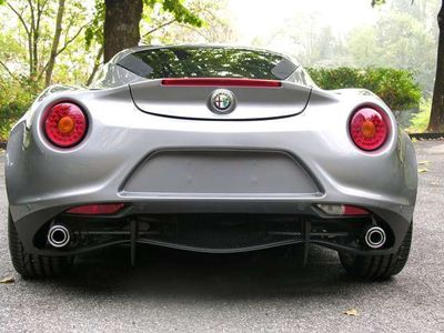 usata Alfa Romeo 4C