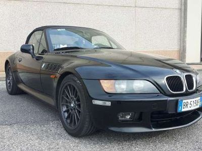usata BMW Z3 2.8i M Roadster 1a Serie ASI CRS