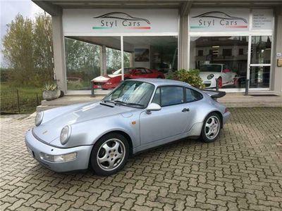 usata Porsche 964 911 3.3 Turbo cat Coupé