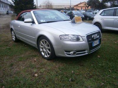 usata Audi A4 Cabriolet 2.0 TDI F.AP. mult.
