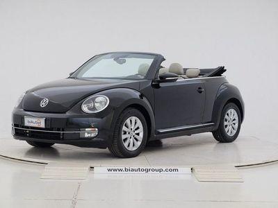 brugt VW Maggiolino Cabrio 2.0 TDI Design BlueMotion T