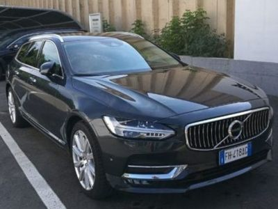 brugt Volvo V90 D4 AWD Geartronic Inscription
