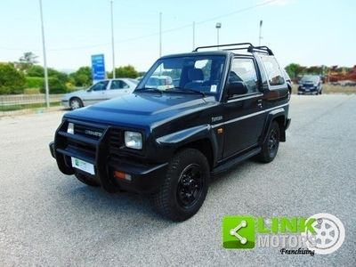 used Daihatsu Rocky 1.6i Resin-top Full-time DX, anno 1993, manutenzione curata, imp. METANO