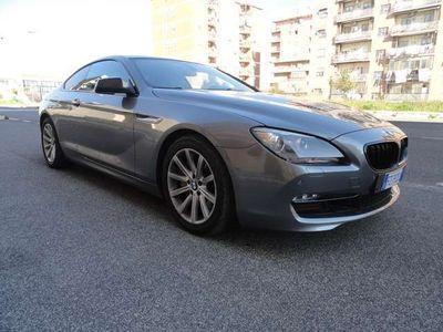 usata BMW 640 Serie 6 (F12/F13) Coupé Futura