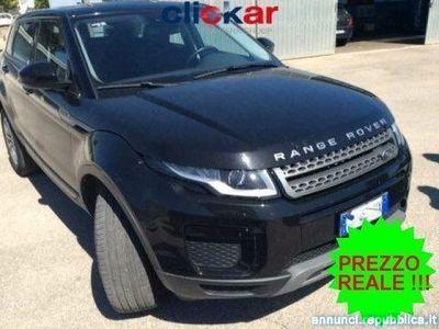 usata Land Rover Range Rover AUTOCARRO N1 5 POSTI 2.0 TD4 150 CV 5p. Pure Latisana