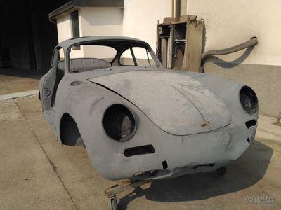 used Porsche 356 BT/6 coupè tetto apribile