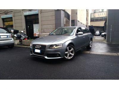 usata Audi A4 Avant 2.0 TDI 143CV F.AP. mult. Busin