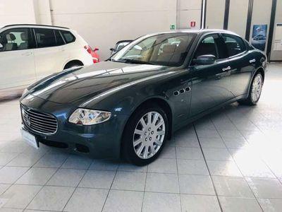 usata Maserati Quattroporte 4.2 V8 Duoselect Executive km 45.346 Certificati.