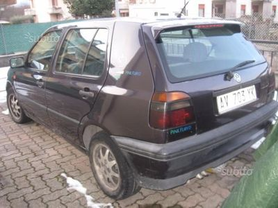 usata VW Golf 1.9 GT. Diesel SOLO X COMMERCIANTI
