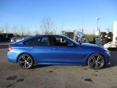 usata BMW 420 Gran Coupé Serie 4 Coupé SERIE 4 d Msport autom. 5 PORTE BERLINA