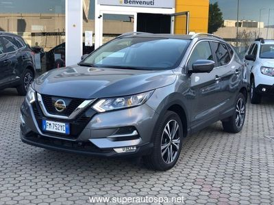 used Nissan Qashqai 1.5 dci N-Connecta 110cv