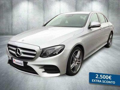 usata Mercedes E220 CLASSE E BERLINAPremium 4matic auto