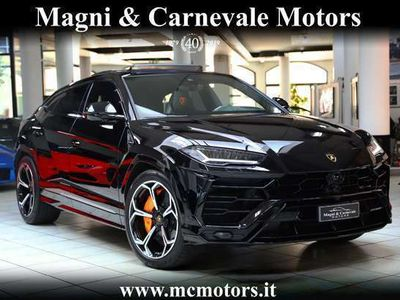 usata Lamborghini Urus akrapovich|adas pack|tetto|monitors post|tv+dab