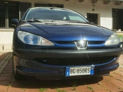 usata Peugeot 206 1.4 - 2000