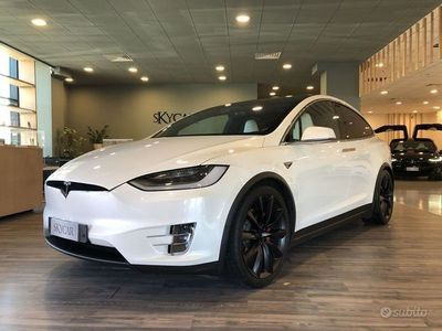 usata Tesla Model X Performance AWD