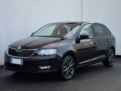 usado Skoda Rapid Rapid/SpacebackSpaceback SB 1.4 tdi Design Edition