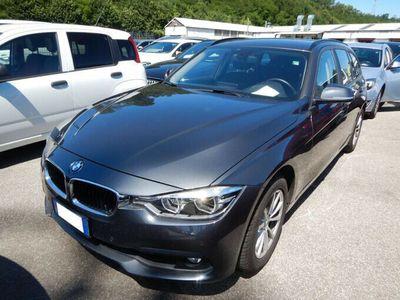 usata BMW 318 D 2.0 150 CV BUSINESS ADVANTAGE TOURING AUTOMATIC