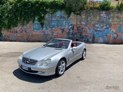 usata Mercedes SL500 V8 306 cv Sport