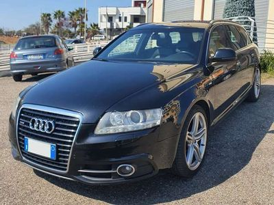 usata Audi A6 Avant 3.0 V6 TDI 240 F.AP quattro tip S Line Plus
