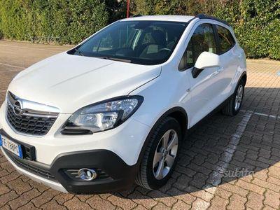 gebraucht Opel Mokka 1.6 CDTI automatica NAVI
