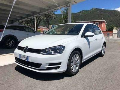 usata VW Golf 1.6 TDI 110 CV DSG 5p. Comfortline **NAVIGATORE**