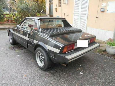 usata Fiat X 1/9 2ª serie - 1982