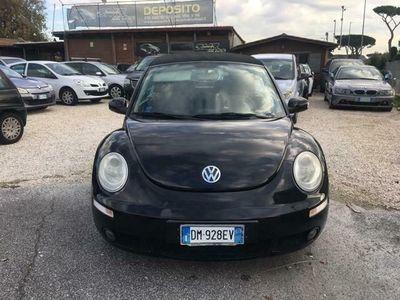 usata VW Beetle New1.9 TDI 105CV Cabrio PELLE 6CD CERCHI UNIPRO