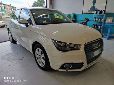 usata Audi A1 SPB 1.6 TDI 105 CV Ambition