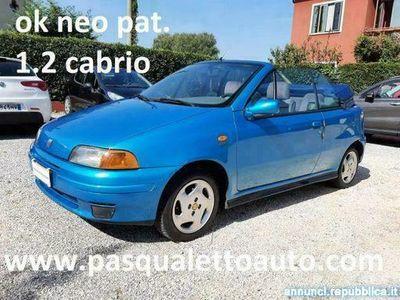 usata Fiat Punto Cabriolet Cabrio 60 cat S usato