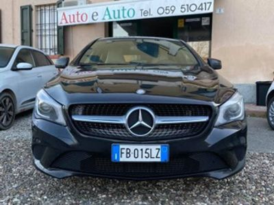 usata Mercedes CLA180 CDI 2016