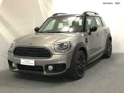 usata Mini Cooper D Countryman 2.0 Boost Countryman ALL4 del 2020 usata a Roma