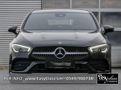 usata Mercedes CLA180 Shooting Brake Classe CLA S.Brake Automatic Business