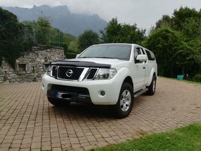 usata Nissan King Navara 2.5 dCi 190CV 2 porteCab Sp