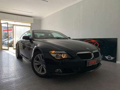 usata BMW 635 635 d cat