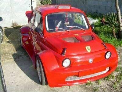 usata Fiat 500 HF TURBO