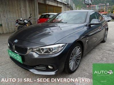 usata BMW 430 dA Coupé Luxury - UNIPROPRIETARIO