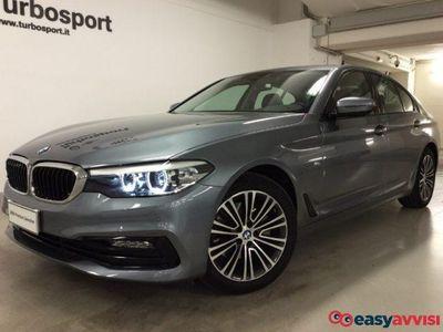 usata BMW 520 d sport diesel