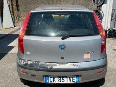 usata Fiat Punto Punto 1.2i 16V cat 5 porte EL