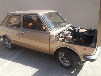 usata Fiat 127 - Anni 70