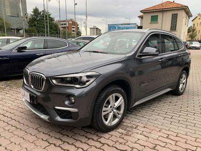 usata BMW X1 sDrive18d xLine AUTOMATICA LED UNICO PROPRIETARIO
