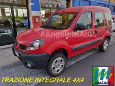 usata Renault Kangoo 1.6 16V 4x4 Confort 5P METANO