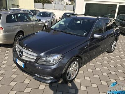 usata Mercedes C200 CDI S.W. BlueEFFICIENCY Executive C. Automatico