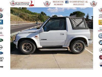 gebraucht Suzuki Vitara 1.6 80cv JLX