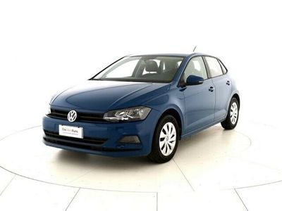 usata VW Polo 1.0 MPI 5p. Trendline BlueMotion Technology