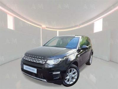 begagnad Land Rover Discovery Sport 2.0 TD4 150 CV HSE del 2017 usata a Trento