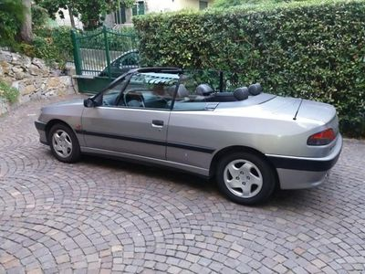usata Peugeot 306 Cabriolet 1.8i cat Best