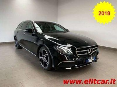 usata Mercedes E200 S.W. Auto Sport