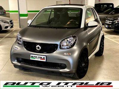 usata Smart ForTwo Cabrio Cabrio EQ Passion usato