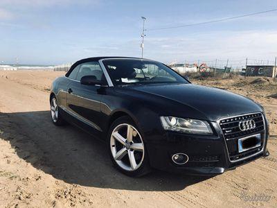 usata Audi A5 Cabriolet A5 Cabrio 3.0 TDI 245 CV quattro S tronic