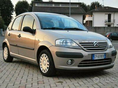usata Citroën C3 1.4 metano 118.000km - 2004
